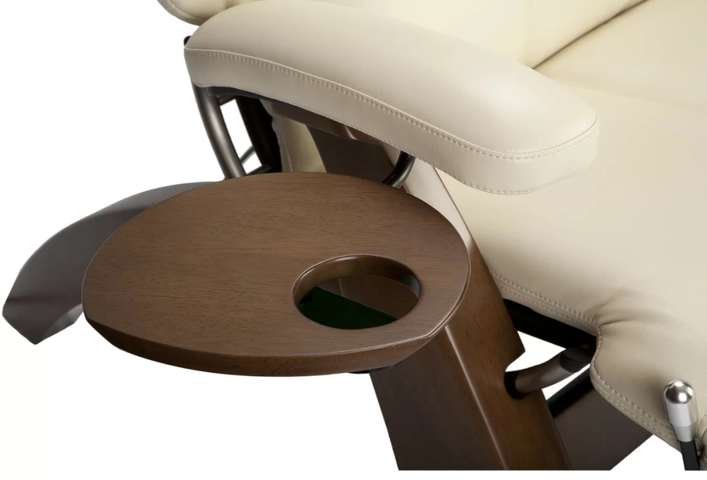 Human Touch Accessory Table with Cup Holder Wayfair in
