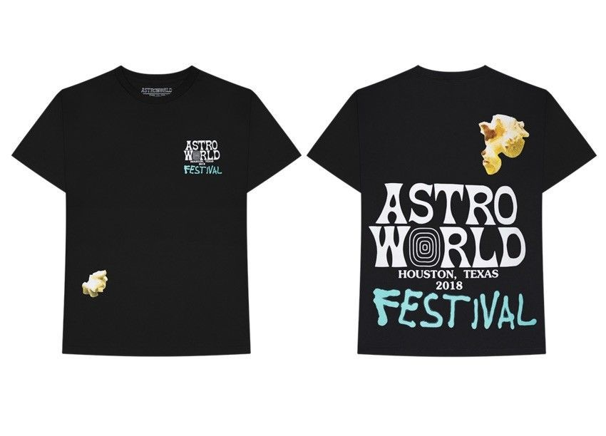Travis Scott Astroworld Festival Merch Fashion Clothing Shoes Accessories Mensclothing Shirts Ebay Link Travis Scott Astroworld Travis Scott Merch