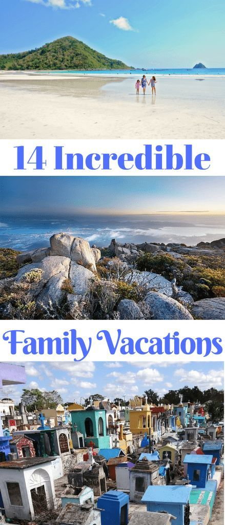 14 Awesome Family Travel Destinations for 2018 | Vacation, Travel