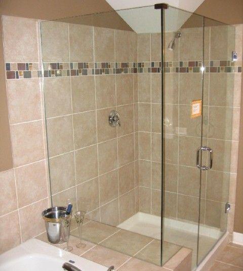 Cultured Marble Shower Walls | Luxury Bathroom Ideas | Shower Remodel