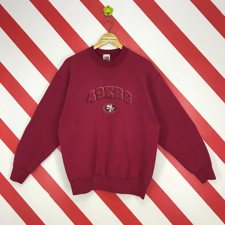 Predownload: Vintage 90s San Francisco 49ers Sweatshirt San Francisco 49ers Etsy 49ers Sweatshirt San Francisco Sweatshirt 90s Sportswear [ 3000 x 3000 Pixel ]