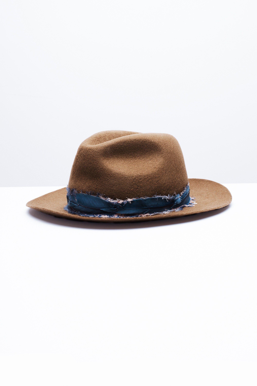 0e1fff140c101 chapeau pour femme alabama camel Zadig & Voltaire | HAT | Hats ...