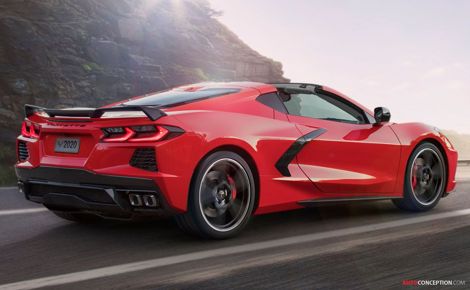 All New 2020 Chevrolet Corvette Revealed Chevrolet Corvette Stingray Chevrolet Corvette Corvette Convertible