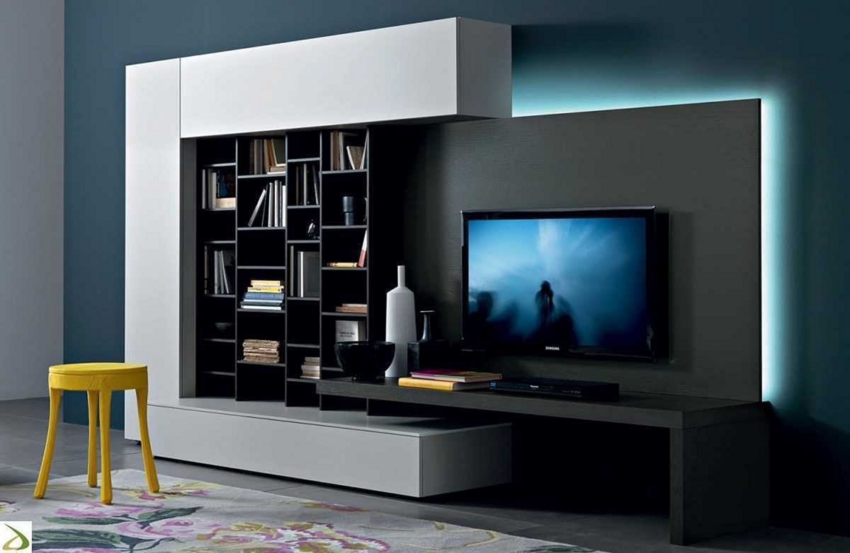 10 Best Modern Tv Wall Ideas For Amazing Home Interiors In