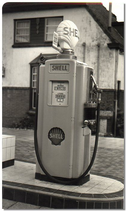 Shell's Wayne 70 pump