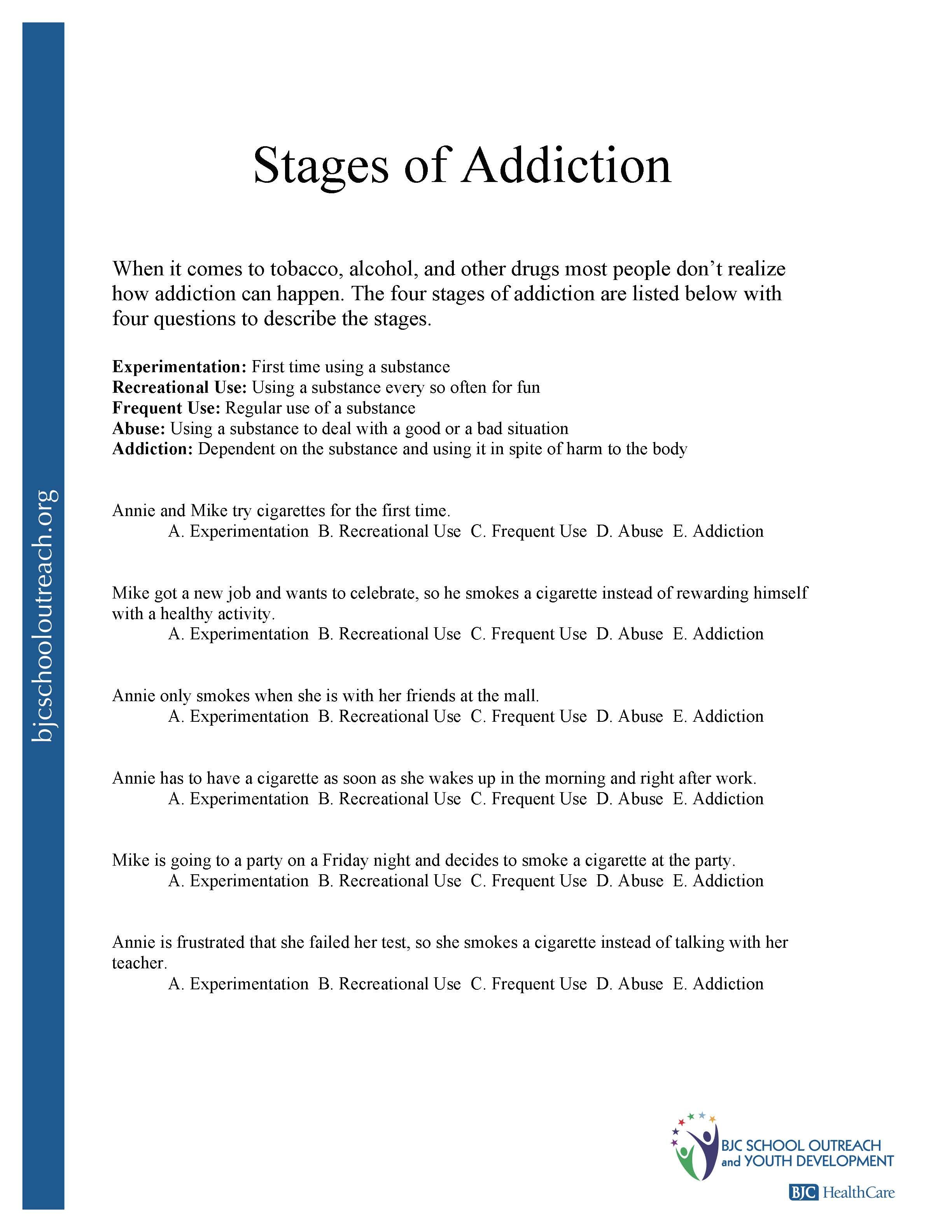 alcohol and drug abuse policy template - free worksheets library download and print worksheets