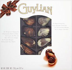 Best Offers On Guylian Belgian Chocolate Seashells 250g At