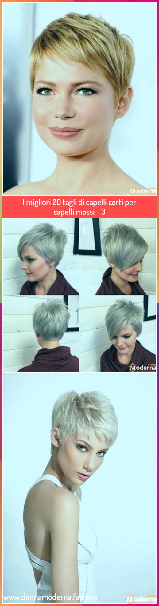 Photo of I migliori 20 tagli di capelli corti per capelli mossi – 3