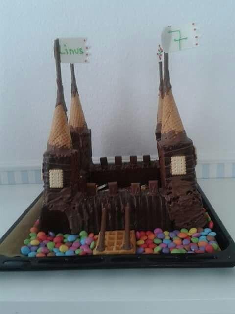 Ritterburg Kuchen Cakes Cake Bithday Cake Und Birthday