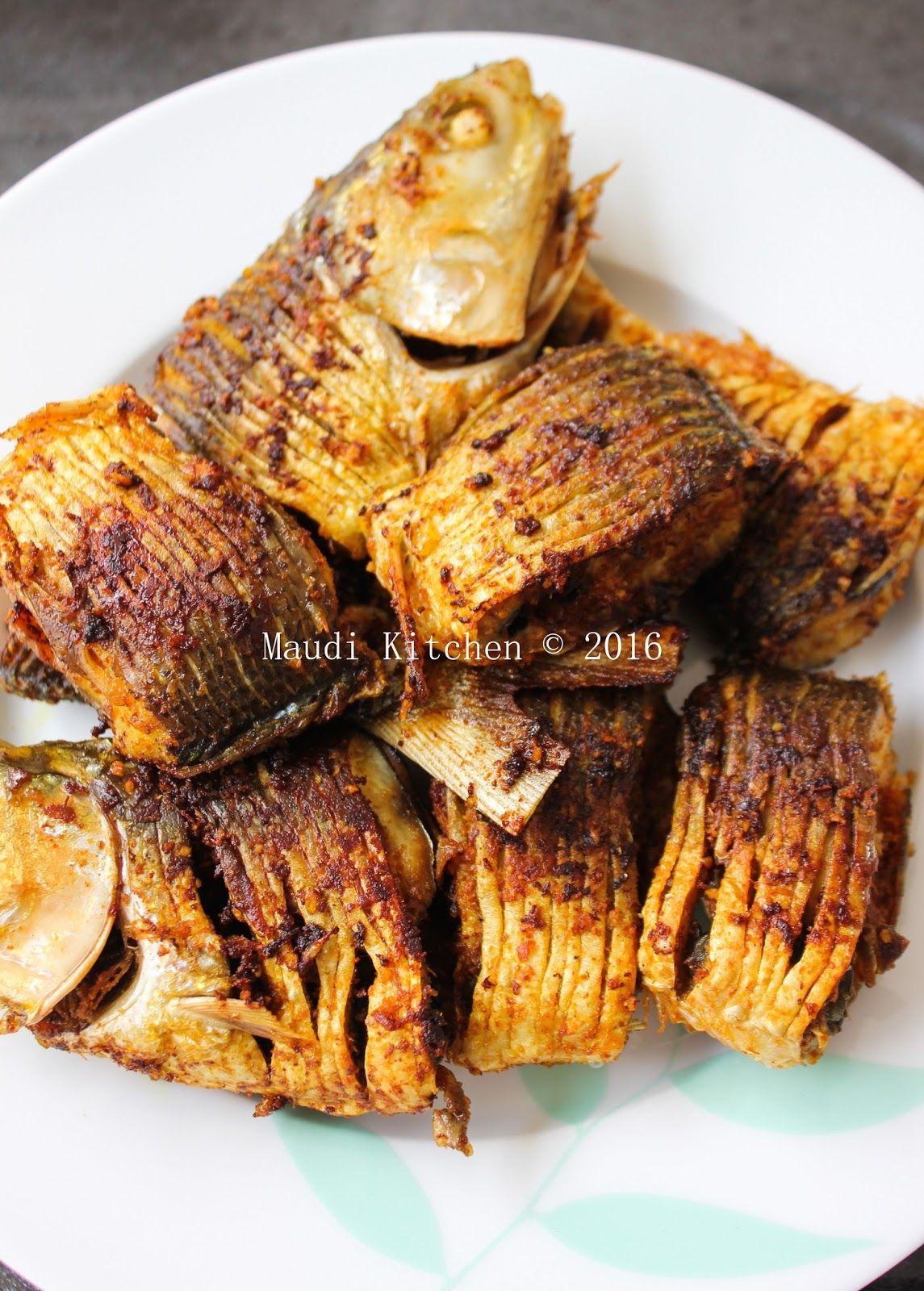 Bandeng Goreng Bebas Duri Tanpa Presto Resep Masakan Indonesia Makanan Ikan Memasak