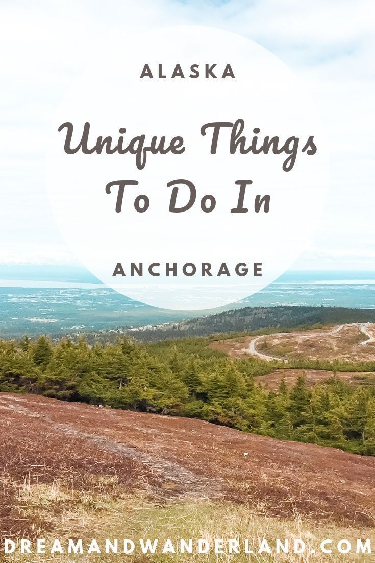Unique Things To Do In Anchorage, Alaska - Indoor And Outdoor - Dream and Wanderland #usroadtrip