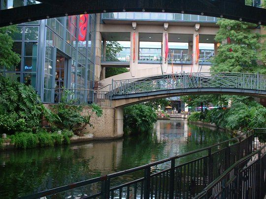 The San Antonio River Walk has recently been expanded from its original 3-mile stretch to a length of 15 miles!