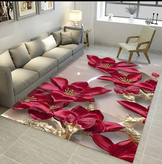 Photo of Polyester flower mat