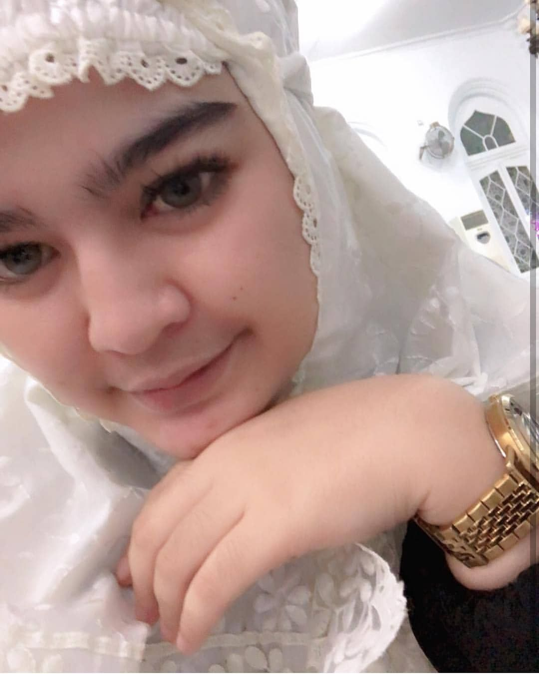 Pin Oleh Maria Di Hijab
