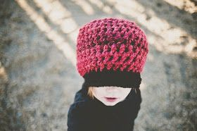 Pardon my Chaos: Little Miss Muffin....slouchy hat