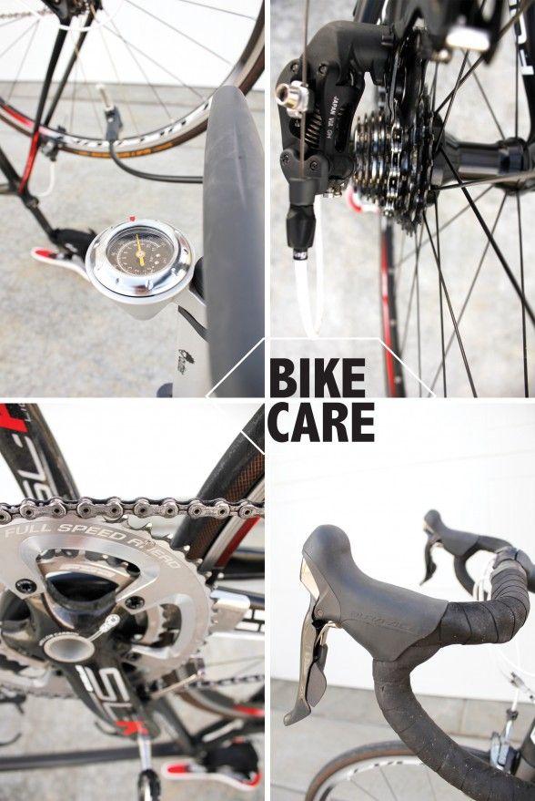 How To Maintain Your Bike S Health Bike Bicycle Bicycle