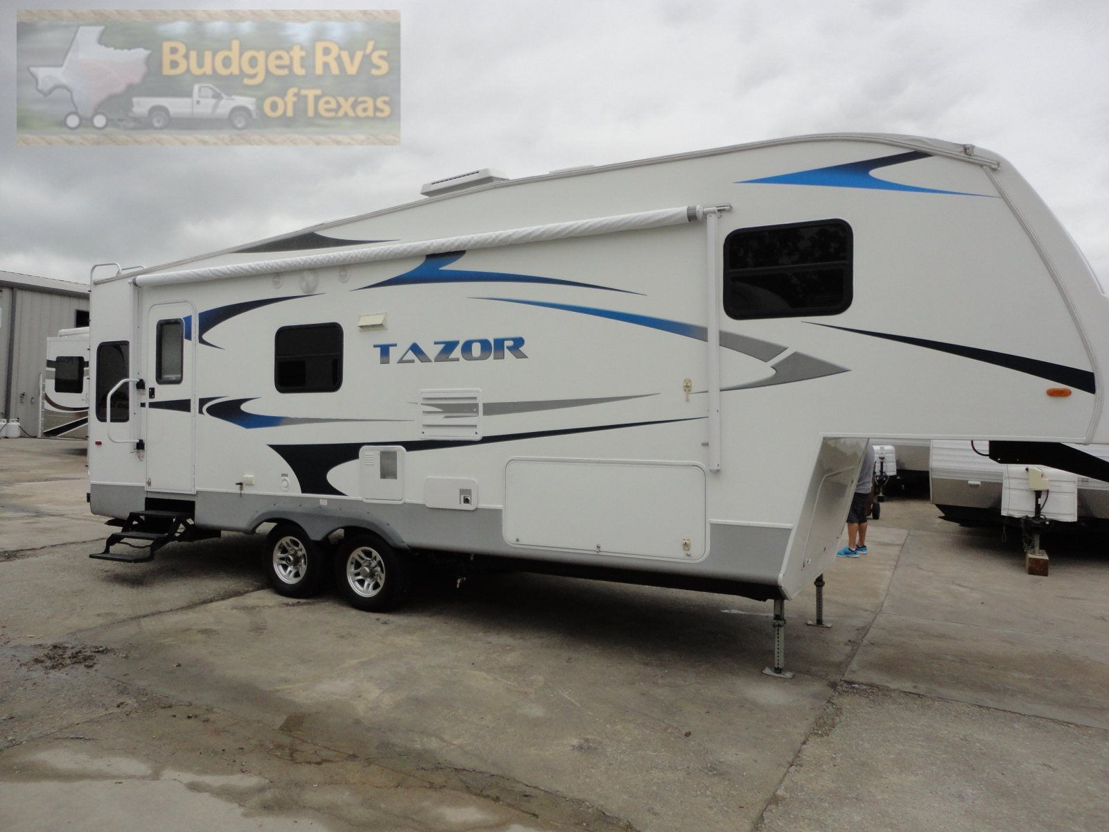 2009 27ft Super Lite Tazor Only 15 995 00 Rvs For Sale Recreational Vehicles Travel Trailer
