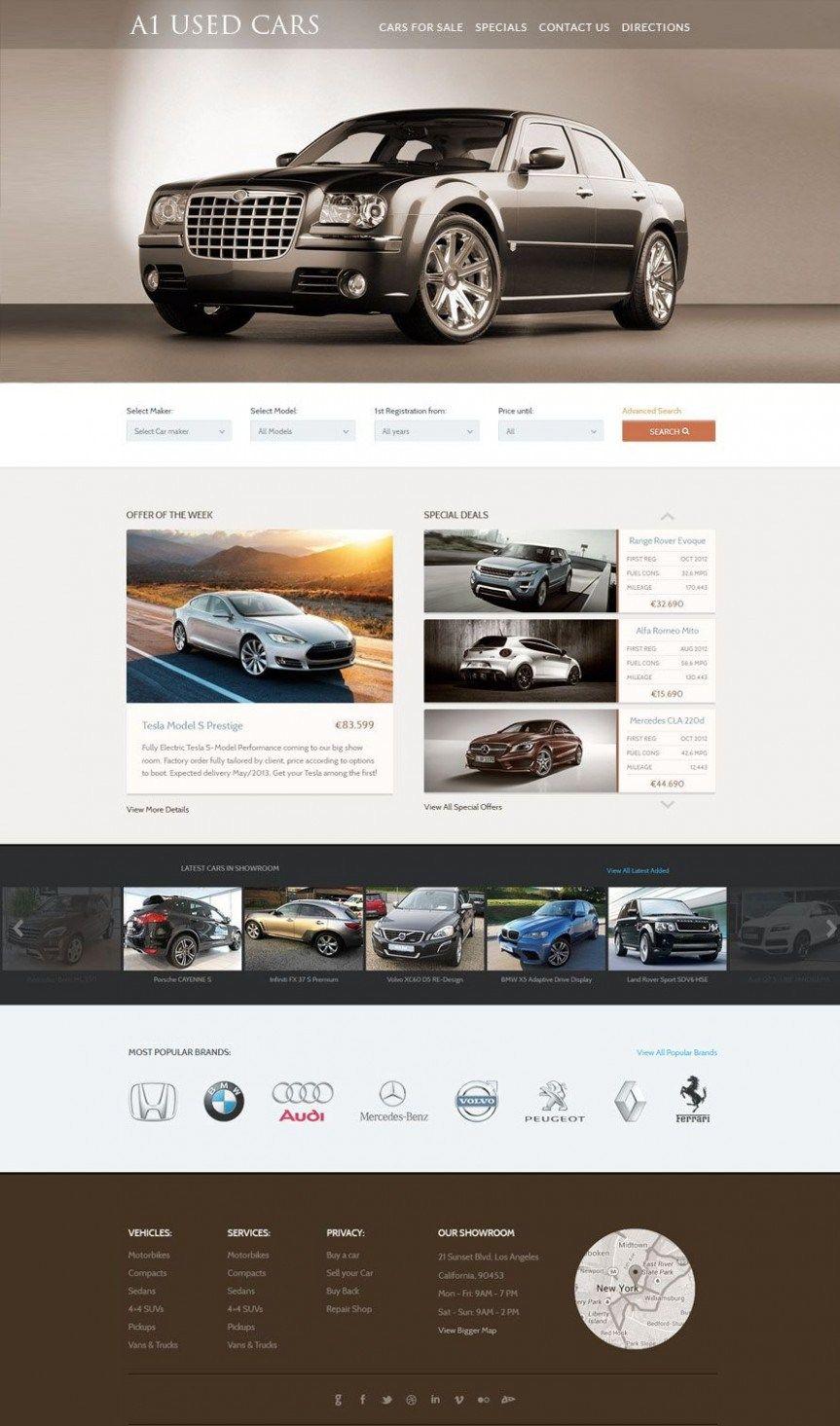 Pin by Alexey Parkhomyuk on React Car dealership, Car