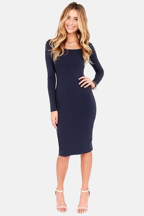 1000  images about Bodycon Dresses on Pinterest  Long sleeve ...