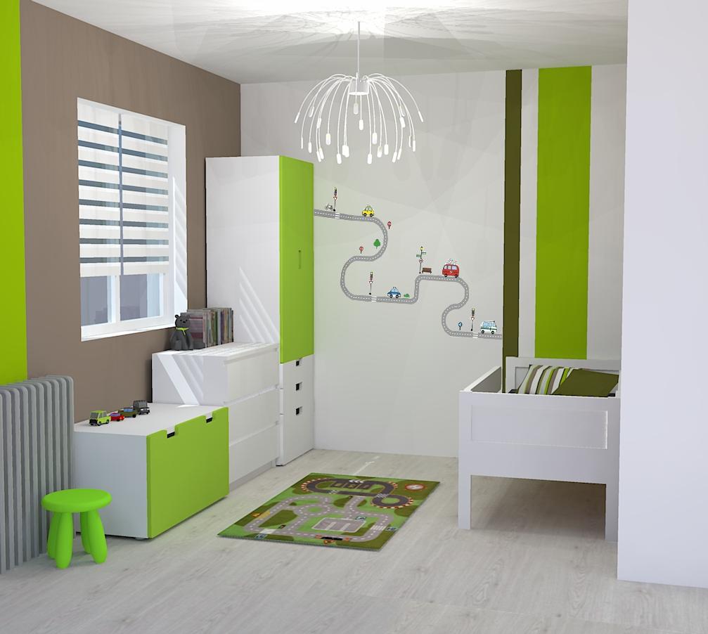 objectif changer de d coration cr ation de rangements et espace bureau transformer une. Black Bedroom Furniture Sets. Home Design Ideas
