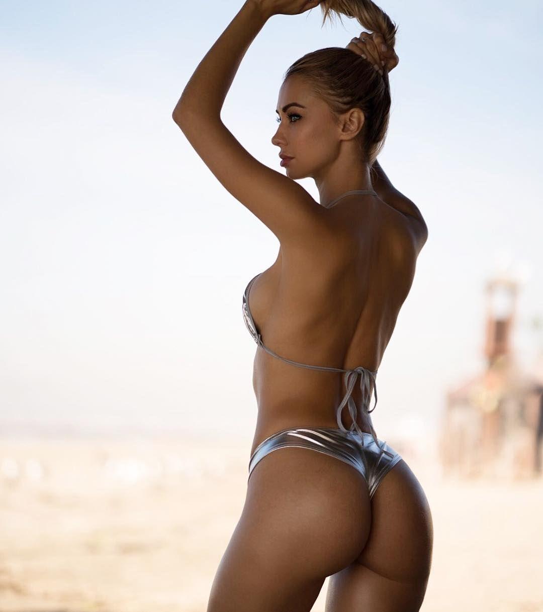 Hot nude girl on atv