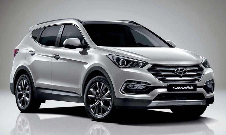 2016 Hyundai Santa Fe Reviews 3