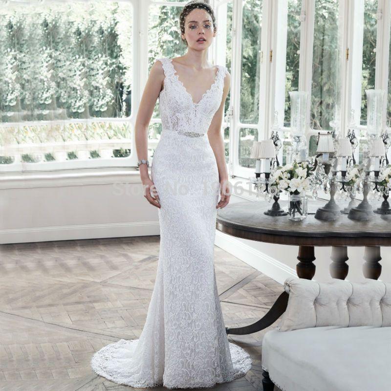 Bodycon wedding dress as seen on tv