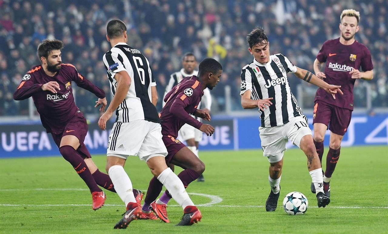 Berita Liga Champions: Juventus 0 - 0 Barcelona (Dengan ...