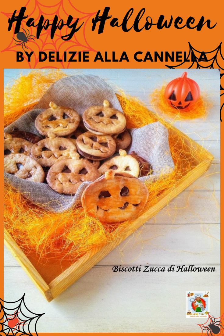 Biscotti Zucca di Halloween Ricetta (con immagini