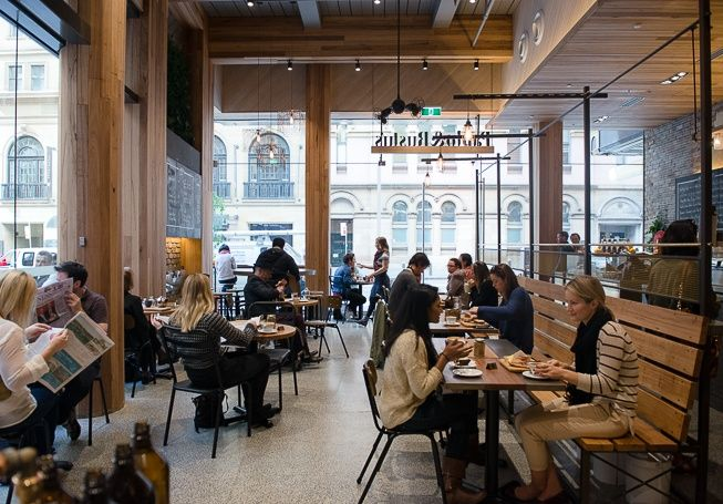 Pablo & Rusty's Opens in the CBD