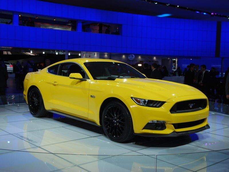 Salón del Automóvil de Detroit 2014