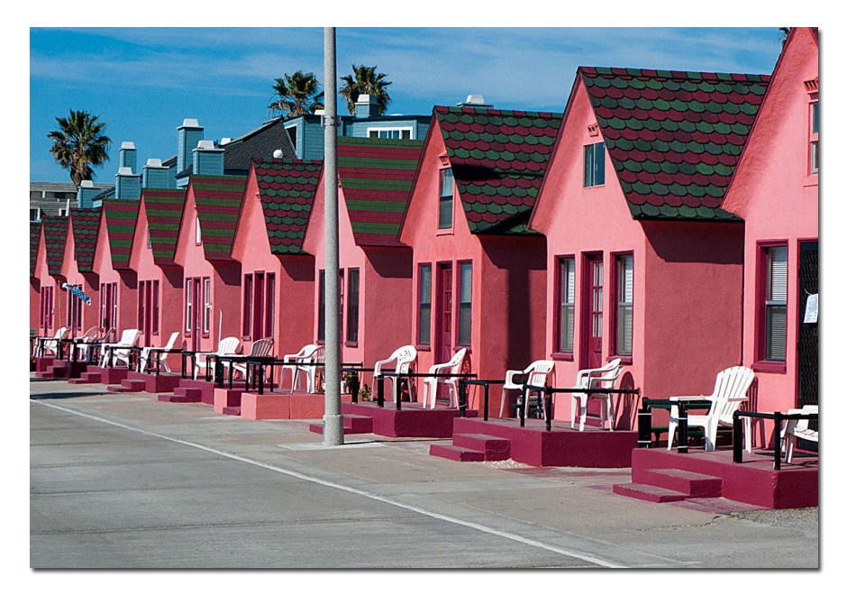 Little Pink Houses For You And Me Lyrics