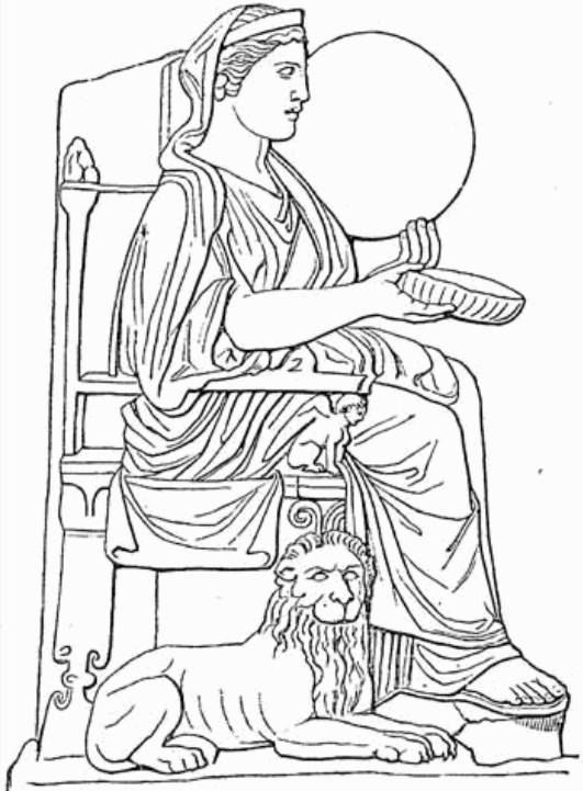 rhea is the titaness daughter of the earth goddess gaia and the Cronus the Titan rhea is the titaness daughter of the earth goddess gaia and the sky god uranus in greek mythology and sister and wife to cronus