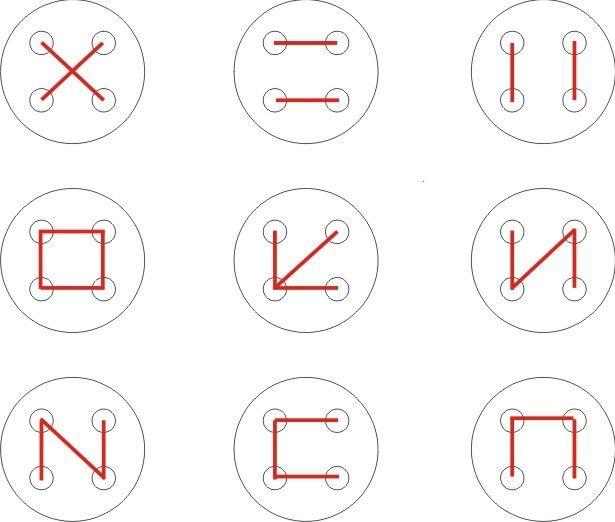 Formas De Coser Un Boton Coser Botones Arte De Botones Botones