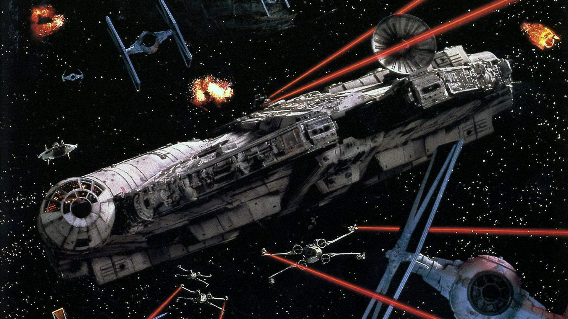 Http Rstvideo Com Trailer Files 2011 10 Star Wars Episode Vi Return Of The Jedi3 Jpg Star Wars Wallpaper Star Wars Ships Star Wars Spaceships