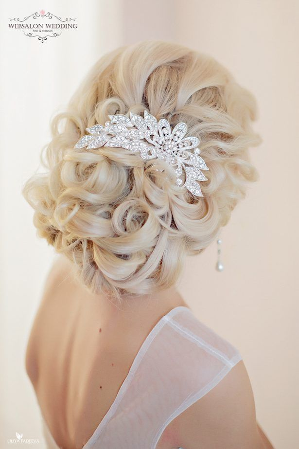 20 Stunning Wedding Hairstyles That Will Take Your Breath Away