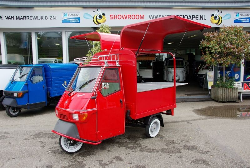 piaggio ape50 fly made in holland piaggio ape with. Black Bedroom Furniture Sets. Home Design Ideas