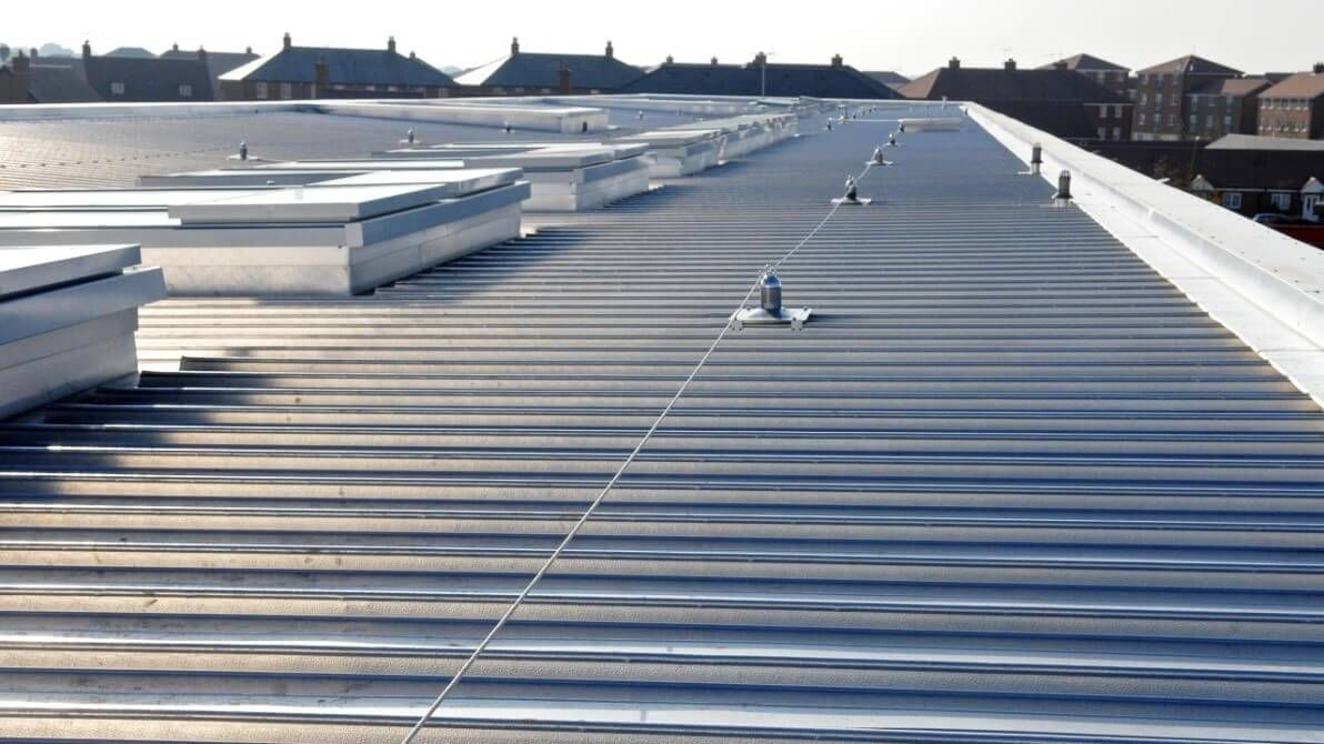 At Adam Roofing We Are Professional Roofing Contractors In Alameda Specializing In All Types Of Commercial Roofing Commercial Roofing Systems Flat Roof Repair
