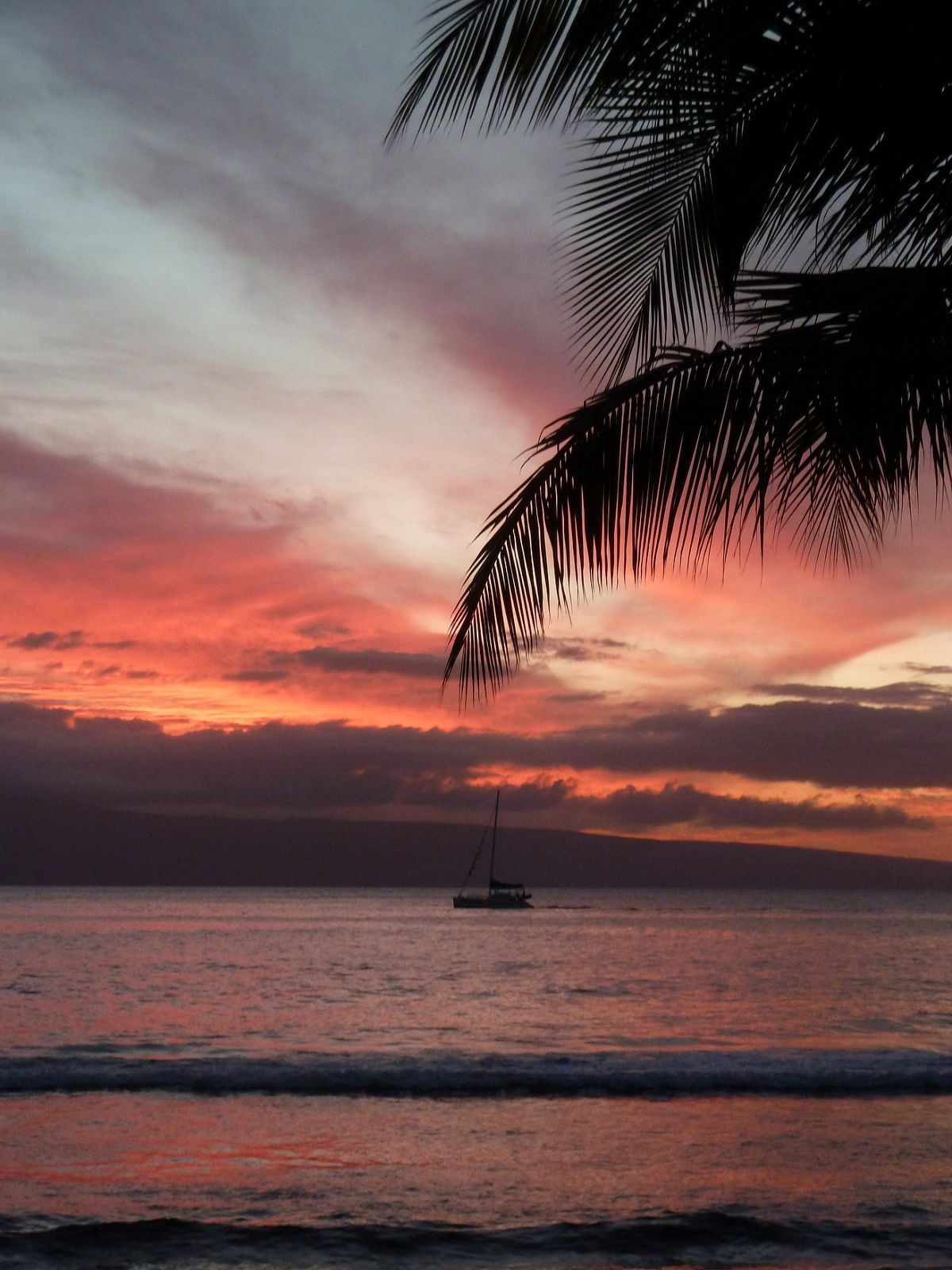 Lake tahoe sunset travel channel pinterest - Explore Maui Sunsets And More
