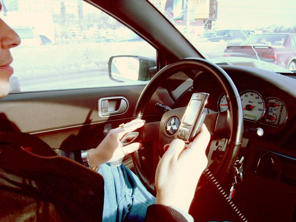 How to Be the Boss of Your Phone Distracted driving