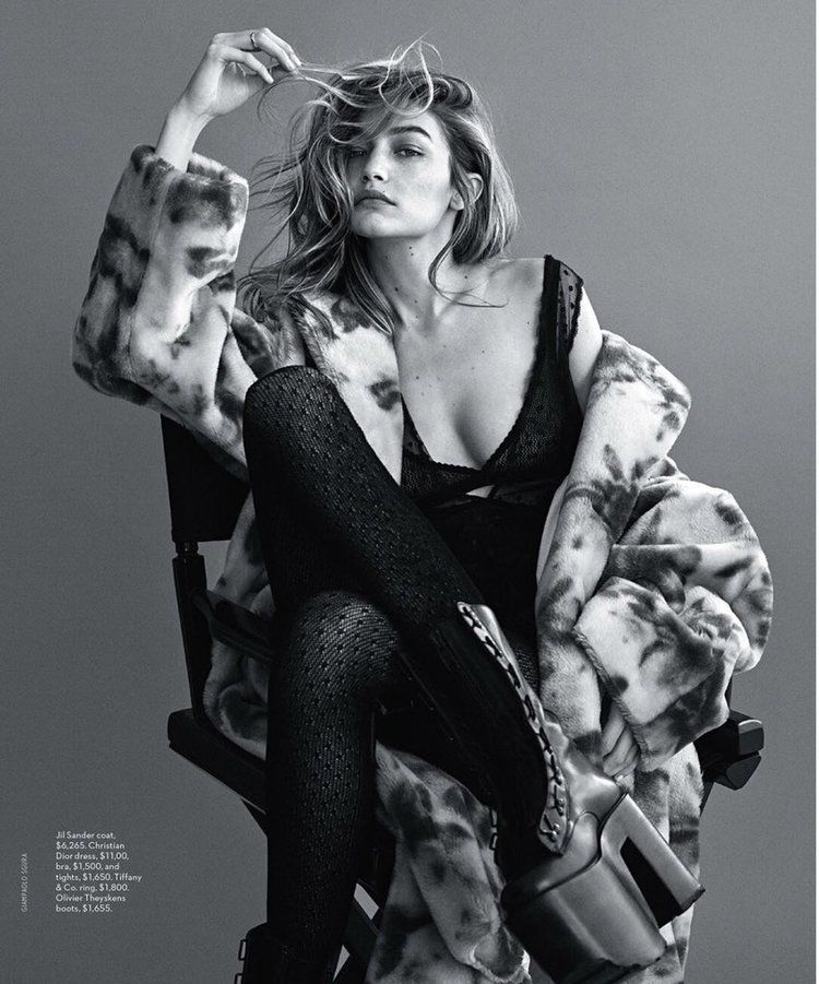 Gigi Hadid Covers Vogue Australia July 2018, Reflecting On Privilege And Social Media — Anne of Carversville – Pozlar