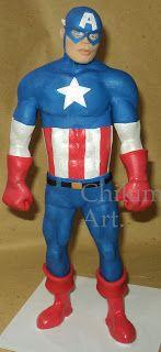 ChikimArt: Os vingadores (The Avengers)