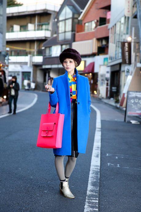 39e3c10782e Street Style - Harajuku