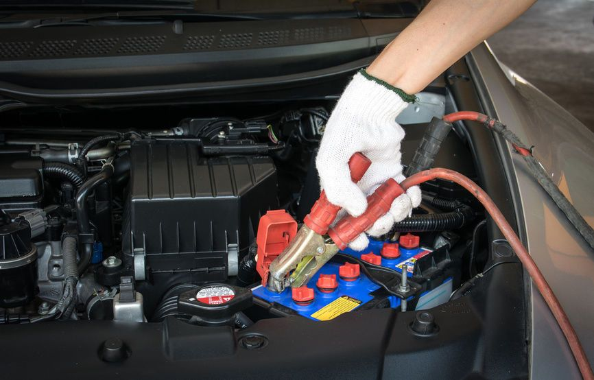 How To Use A Trickle Charger Bmw 528i Lead Acid Battery Being Used