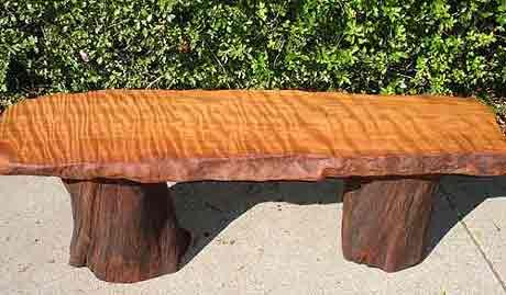 Redwood Benches Custom Made Redwood Benches Redwood Burl Inc Redwood Burl Wood Funiture Indoor Furniture Design