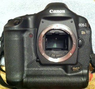 Canon Eos 1ds Mark Ii 16 7mp Digital Slr Camera Body Only Listing Price 12 000 00 Now 5 799 00
