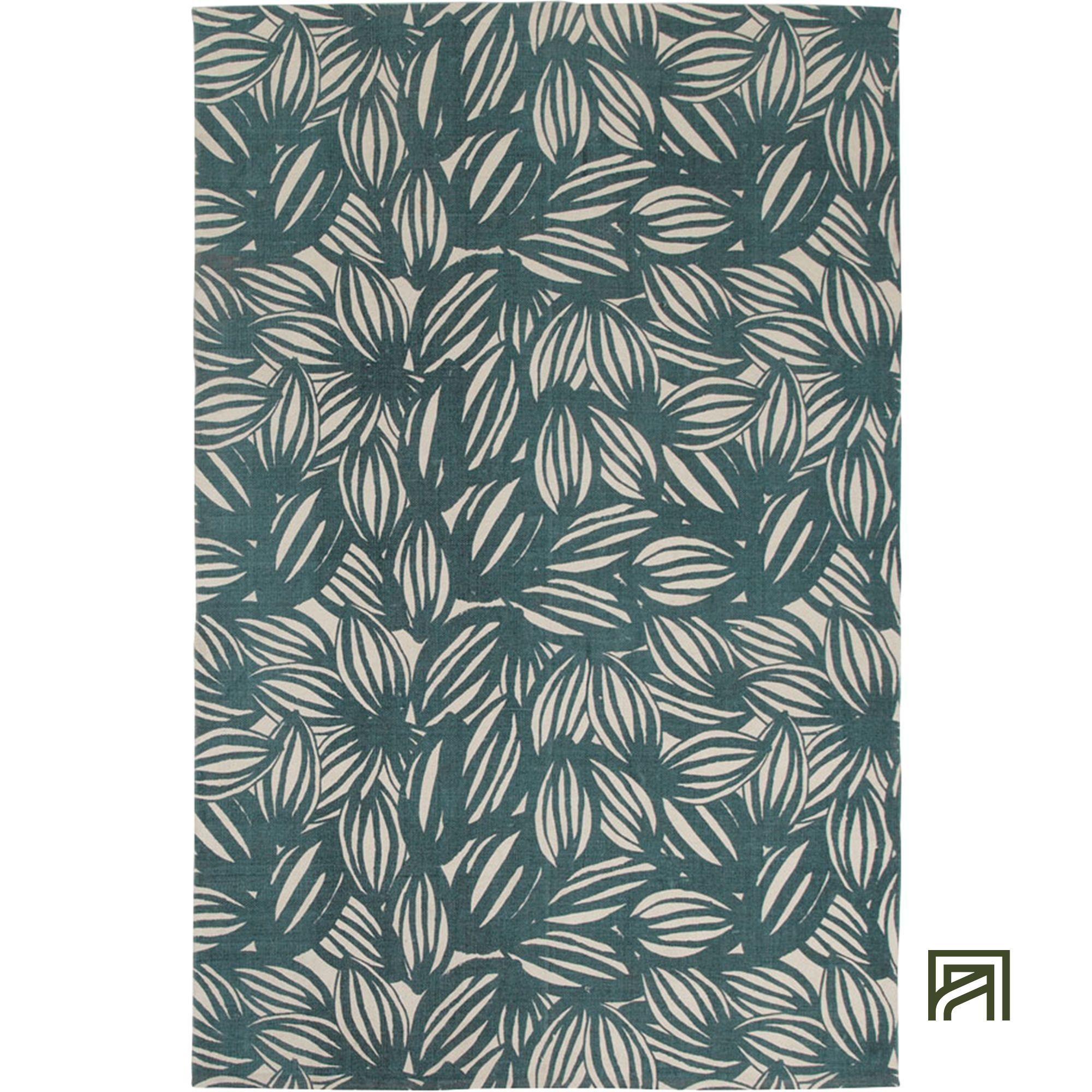 alinea noua tapis en coton motif