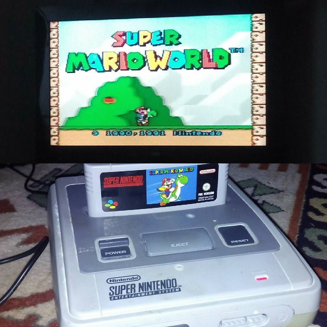 On instagram by jc_moody #supernintendo #microhobbit (o) http://ift ...