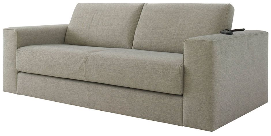 los angeles sofas light brown leather tufted sofa do not disturb bed by ligne roset modern my