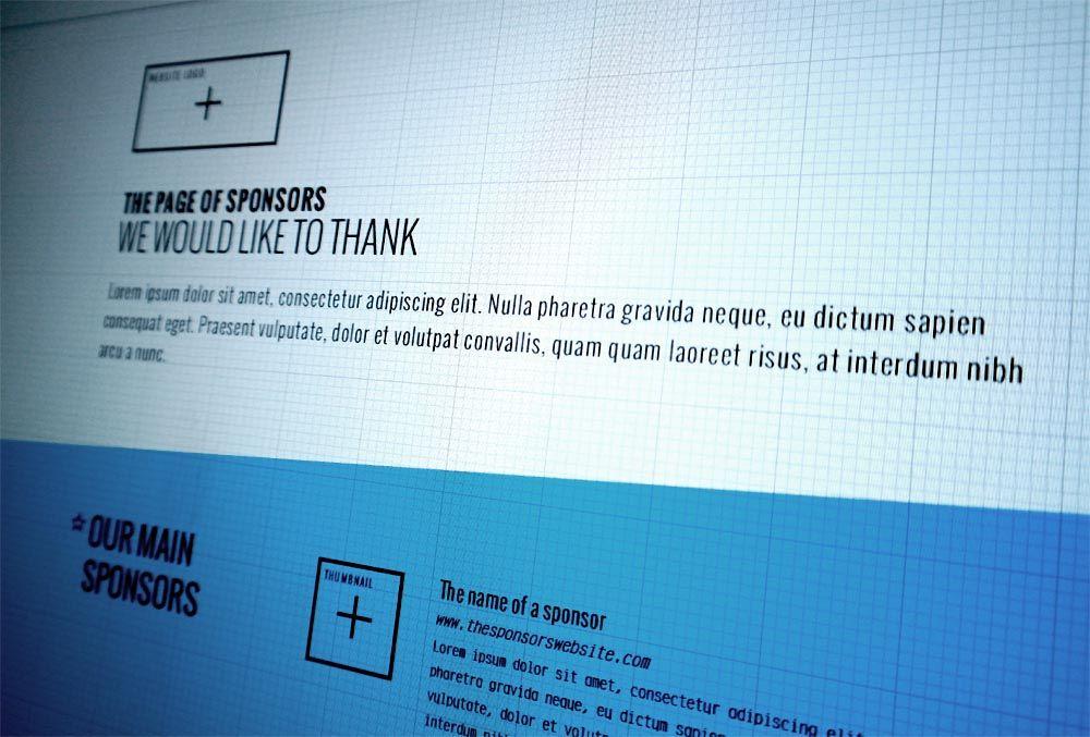 Preview: Our very own Podium WordPress Theme